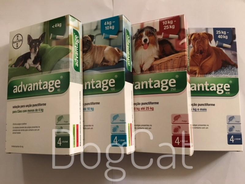 Advantage Cão